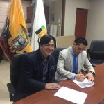 Firma Del Convenio Interinstitucional