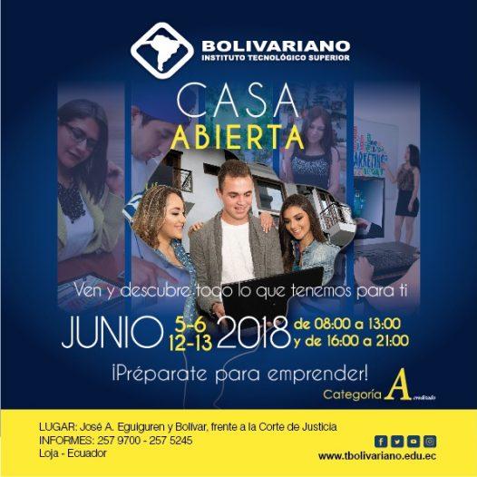Casa Abierta Instituto Bolivariano