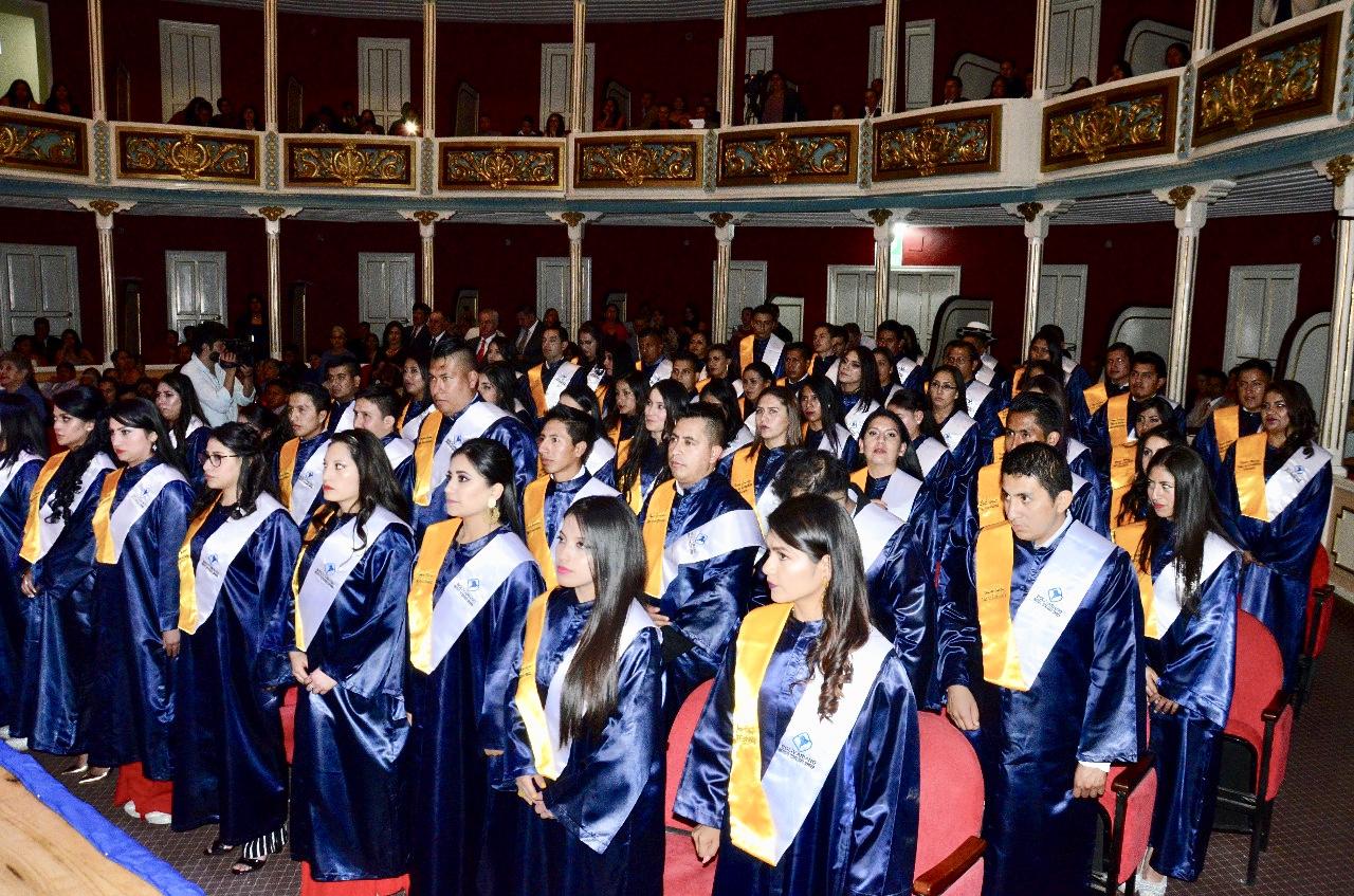 Nuevos Graduados 2019