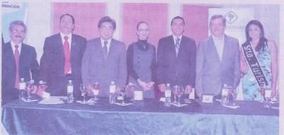 """Convenio de Cooperación Interinstitucional entre El Grand Victoria Boutique – Hotel y El Instituto Tecnológico Superior """"Bolivariano"""""""