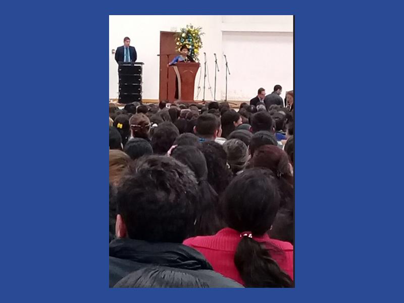 Asistentes agradecieron realización de I Congreso de Pedagogía