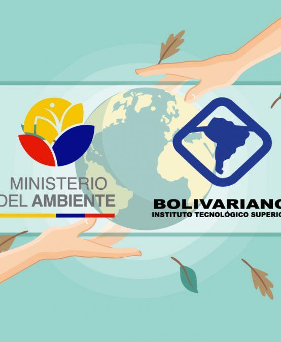 ITSB firma convenio con El Ministerio del Ambiente-Loja