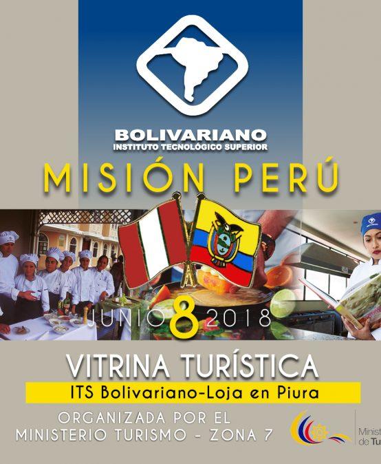 Instituto Bolivariano Expone En Piura