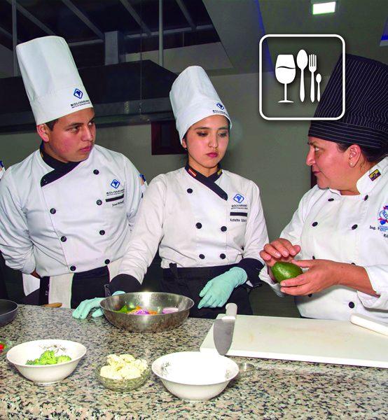 Técnico Superior en Arte Culinario