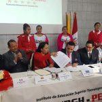ITSB Y CETURHG PERÚ RENUEVAN  CONVENIO INTERINSTITUCIONAL