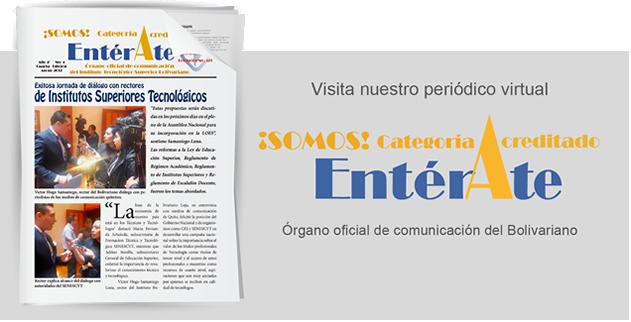 Periodico Virtual Bolivariano Loja