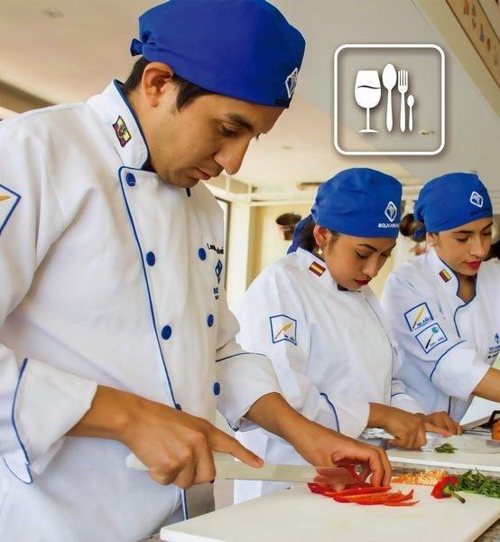 Instituto Bolivariano participa en Copa Culinaria 2019