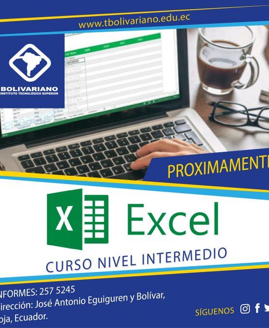 ISTB PROMUEVE CURSO PRÁCTICO DE EXCEL