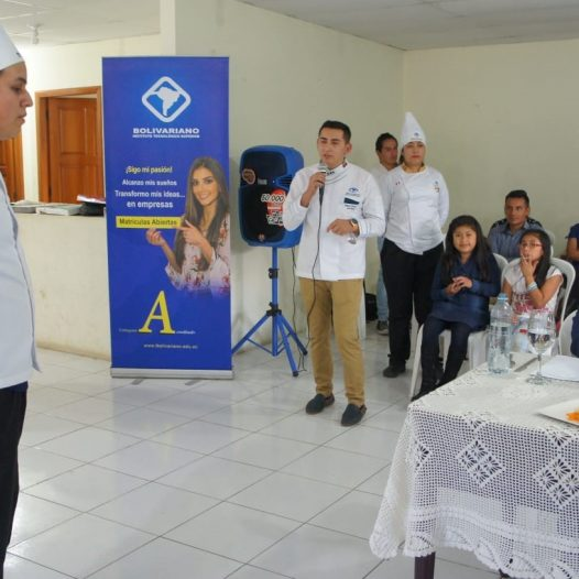 ITSB clausura curso-taller sobre gastronomía
