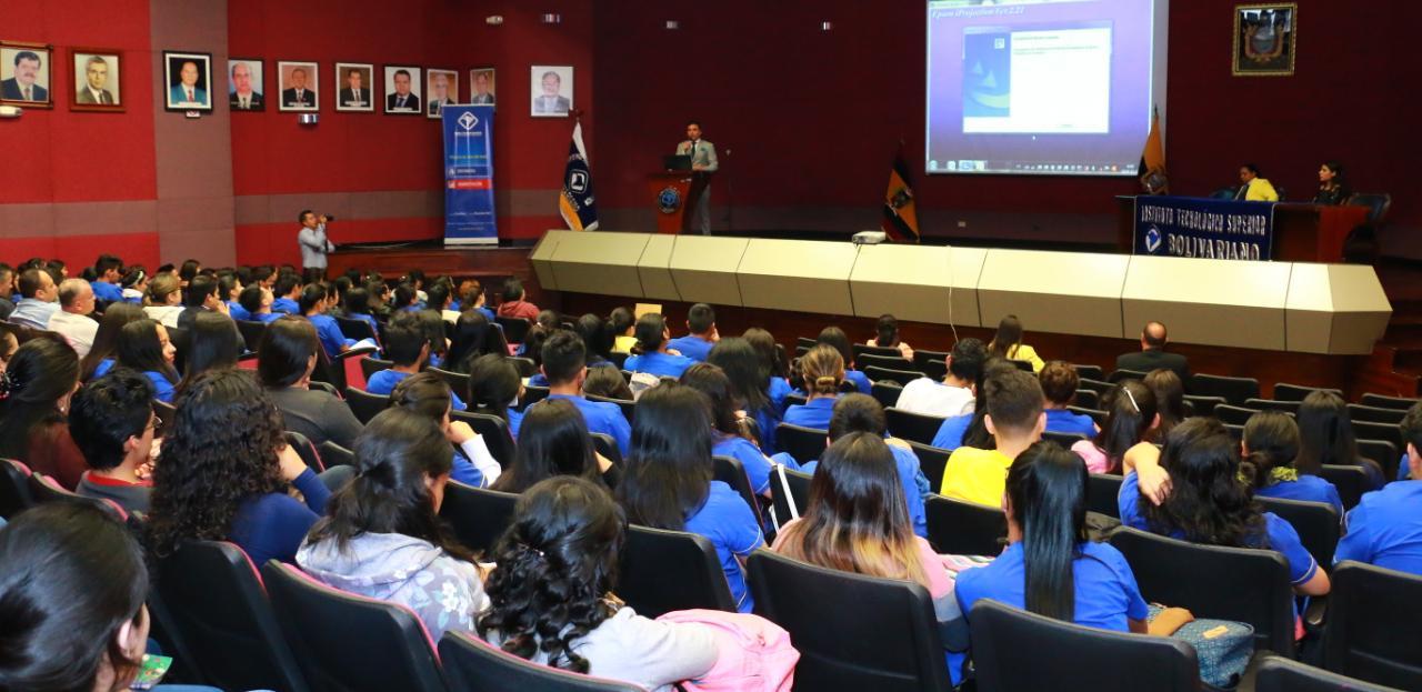 El Bolivariano Inauguró Jornadas Académicas