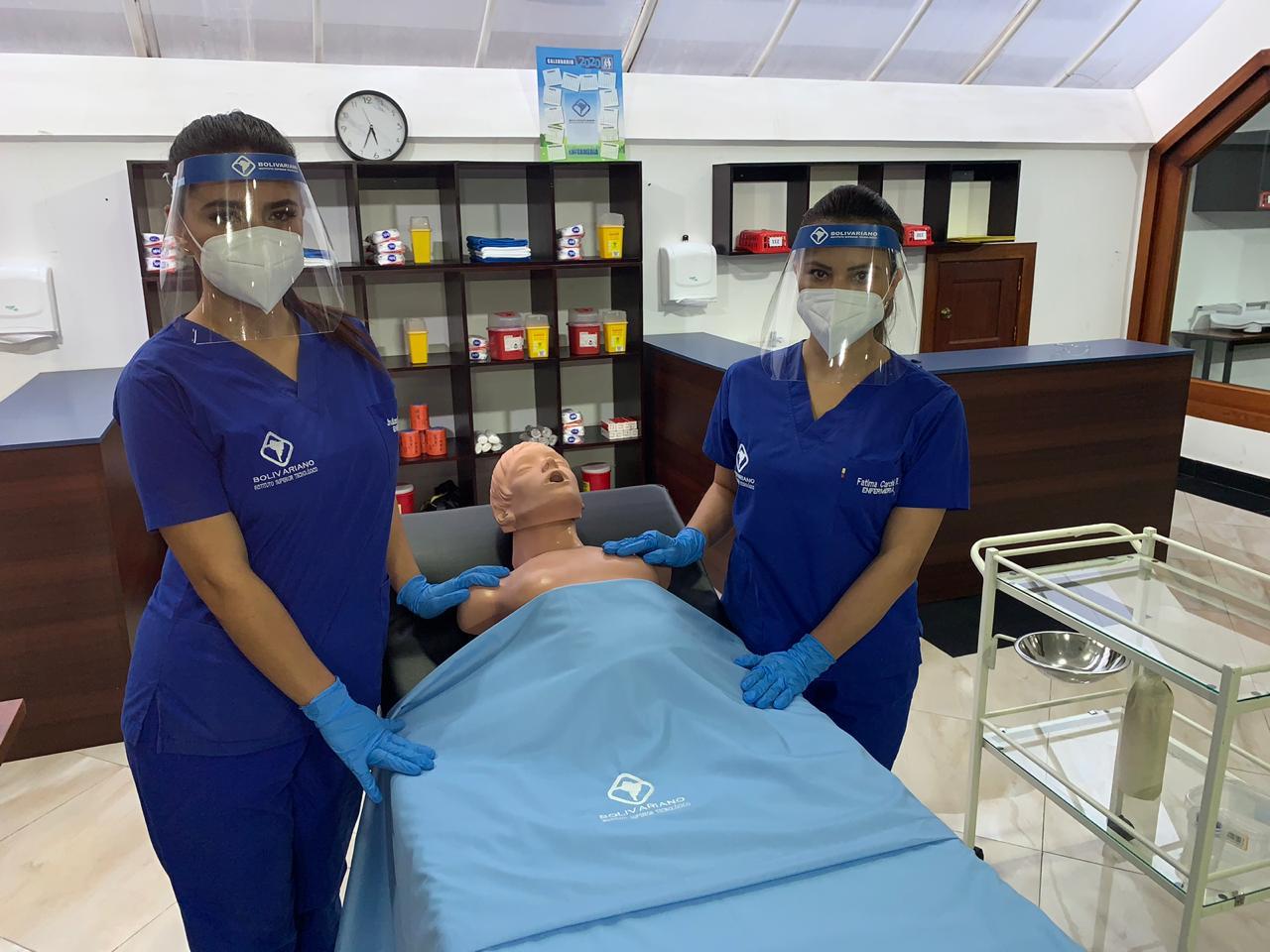CONGRESO VIRTUAL POTENCIA AL SECTOR DE LA SALUD  INSTITUTO BOLIVARIANO promueve capacitación practica a galenos y enfermeras