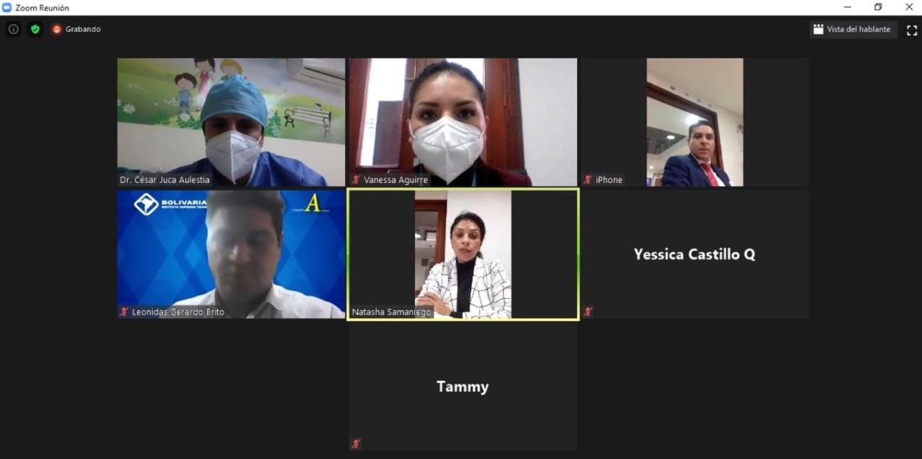Seleccionan docentes para la carrera de Enfermería del INSTITUTO BOLIVARIANO