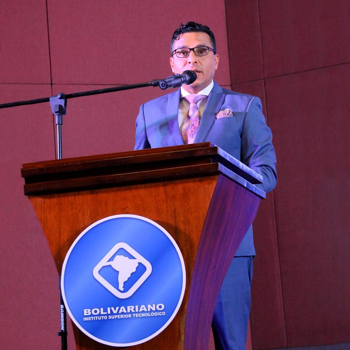 Municipio de Loja entregará reconocimiento a rector del Bolivariano
