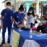 Instituto Bolivariano organizó ferias de salud en tres cantones de la frontera