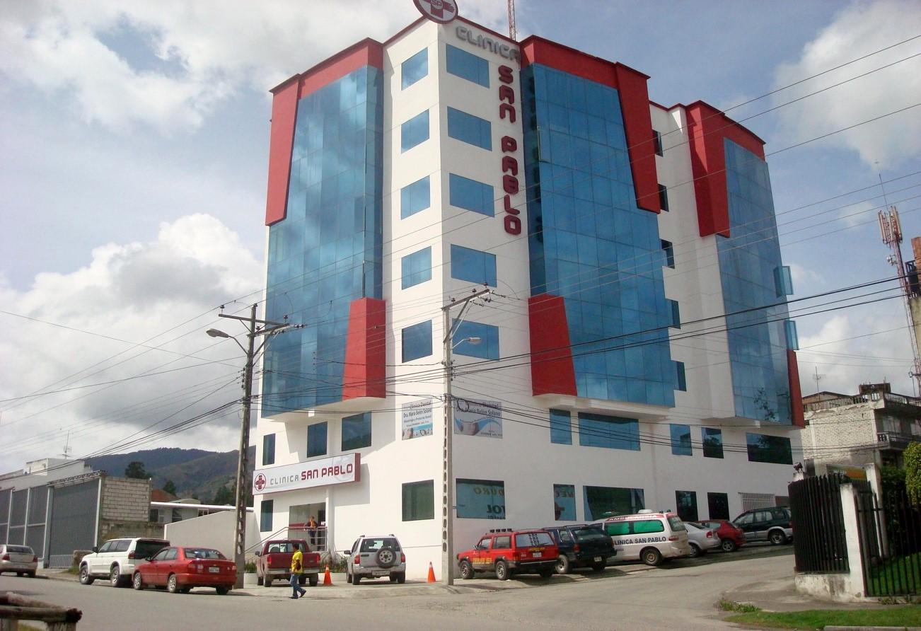 CONVENIO DE COOPERACIÓN INTERINSTITUCIONAL ENTRE INSTITUTO BOLIVARIANO Y CLÍNICA SAN PABLO