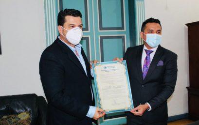 El BOLIVARIANO y la Gobernación de Loja  trabajarán en proyectos de beneficio social