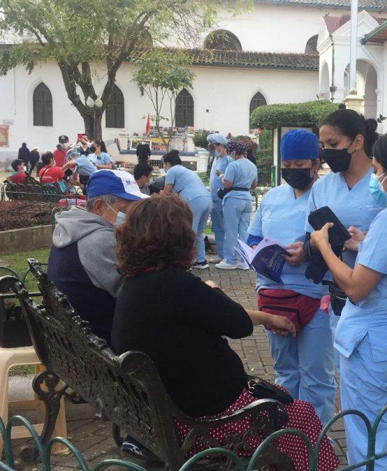 Bolivariano inicia programa de atención ambulatoria médica y de enfermería