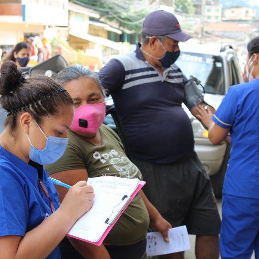 La atención personalizada de Enfermería será en dos ciudades de la provincia El Oro.