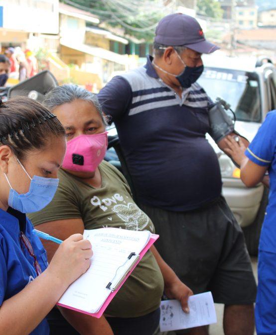 El Bolivariano reanuda jornadas  de salud en la provincia El Oro